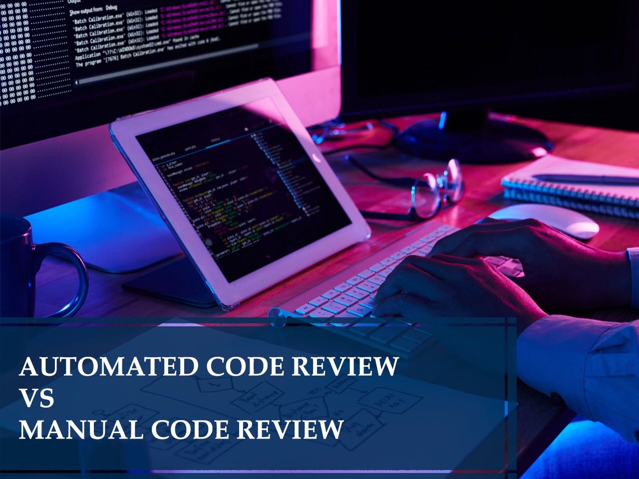 Image result for manual vs automated code review