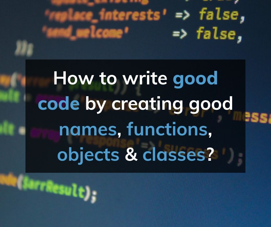 Image result for how to write good code