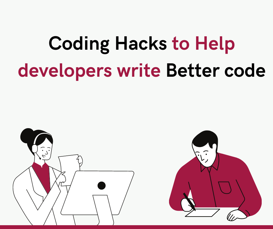 image result for Coding Hacks to Help developers write better code