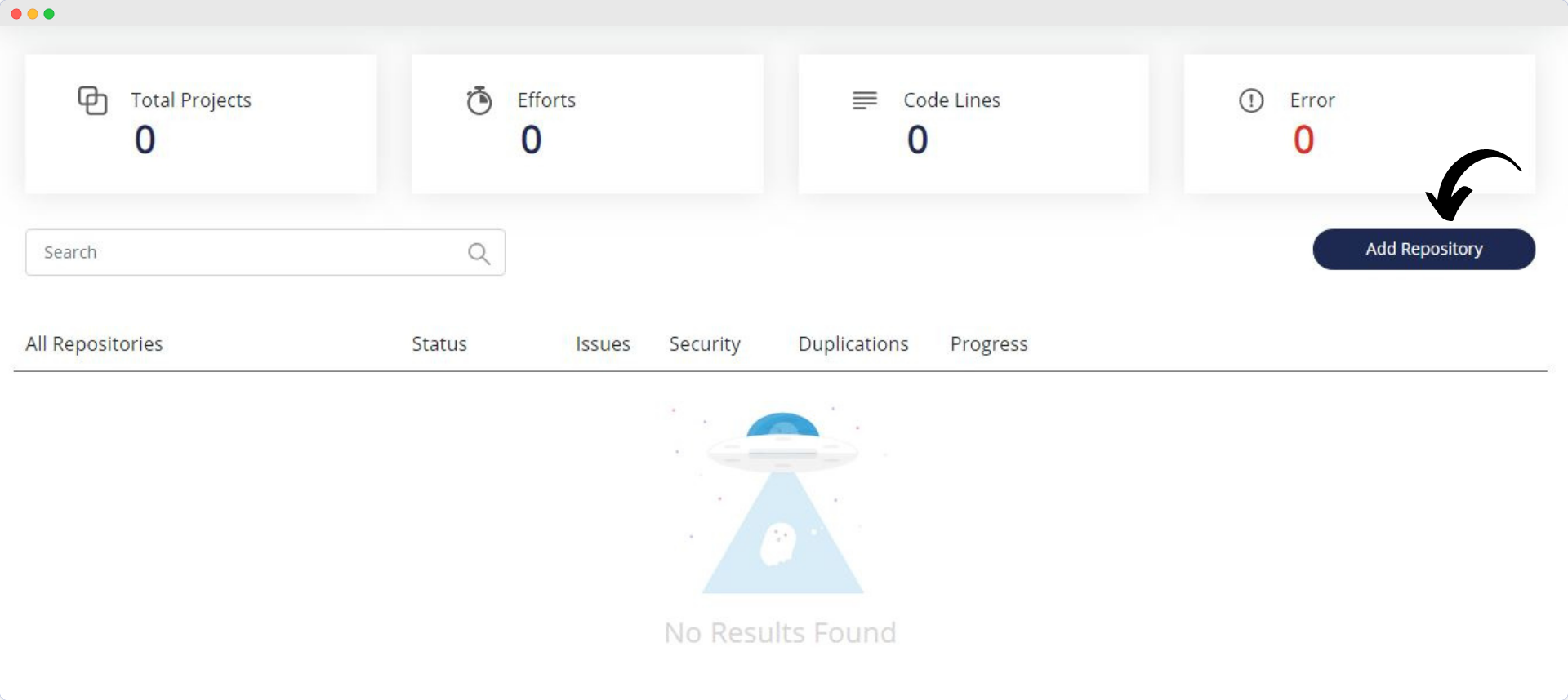 Codegrip- Add Repository